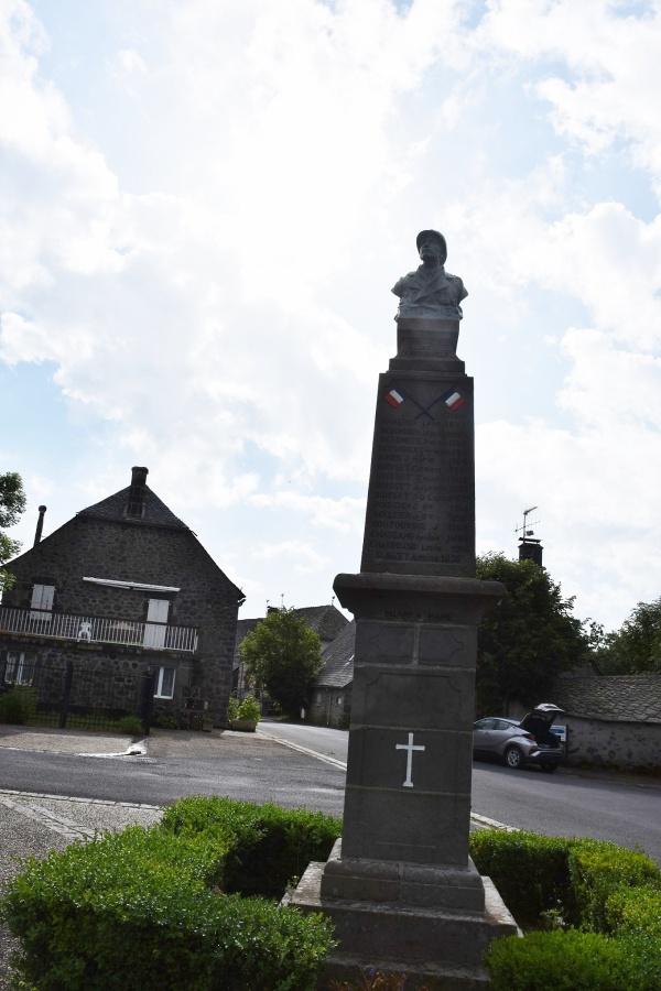 Photo Thérondels - le monument aux morts