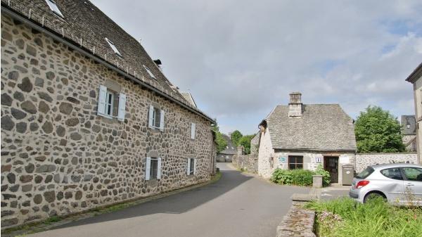 Photo Thérondels - le village