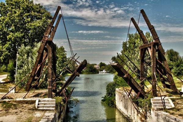 Photo Arles - Pont Van-Gogh (Arles)