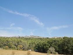Photo paysage et monuments, Beaurecueil - paysage