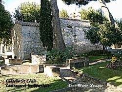 Photo paysage et monuments, Châteauneuf-les-Martigues - Chapelle St Cécile