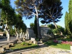 Photo paysage et monuments, Châteauneuf-les-Martigues - Chapelle Sainte-Cécile