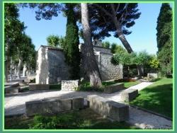 Photo paysage et monuments, Châteauneuf-les-Martigues - Chapelle Sainte Cécile