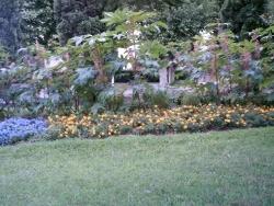 Photo paysage et monuments, Châteauneuf-les-Martigues - Jardin Chapelle St Cécile