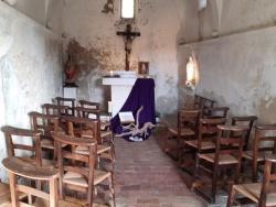 Photo paysage et monuments, Châteauneuf-les-Martigues - Petite chapelle Sainte Cécile