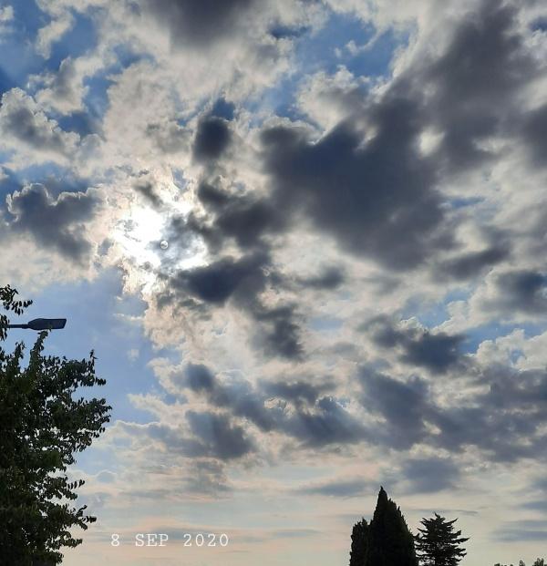 Photo Châteauneuf-les-Martigues - nuages