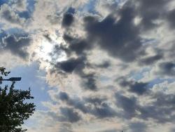 Photo paysage et monuments, Châteauneuf-les-Martigues - nuages