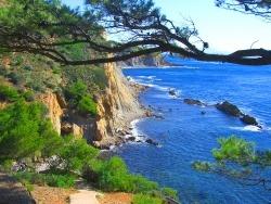 Photo paysage et monuments, Ensuès-la-Redonne - La côte bleue, près de Marseille