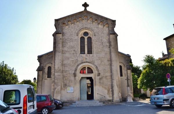 Photo Eygalières - L'église