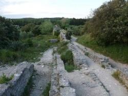 Photo paysage et monuments, Fontvieille - Aqueduc de Barbegal