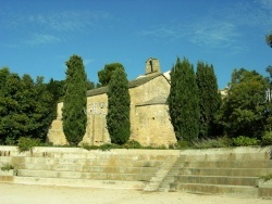 Photo paysage et monuments, Istres - Chapelle St Sulpice