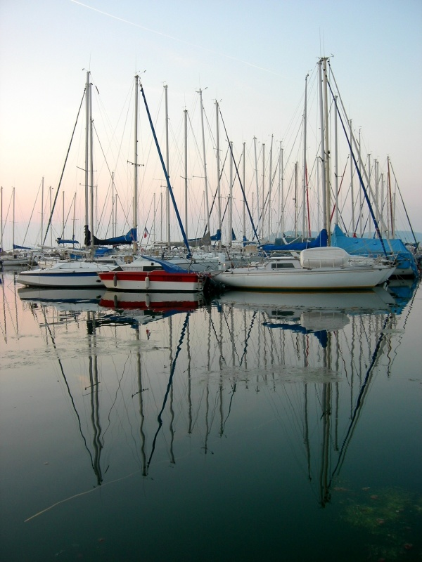 Photo Istres - Reflets