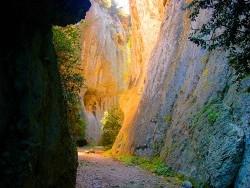 Photo paysage et monuments, Mallemort - Les gorges de Régalon (près de Mallemort)