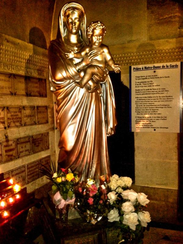 Photo Marseille - Notre-Dame-de-la-Garde