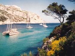 Photo paysage et monuments, Marseille - Calanque de Marseille