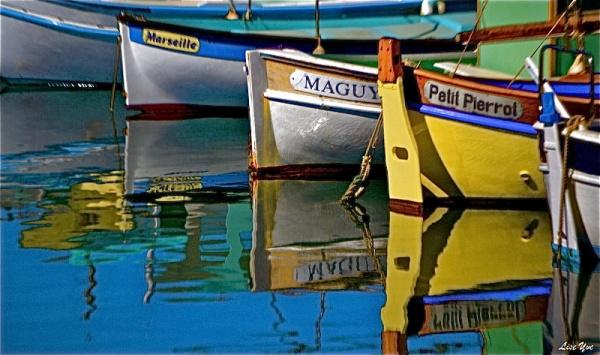 Photo Marseille - Pointus.....