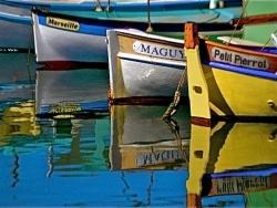 Photo paysage et monuments, Marseille - Pointus.....