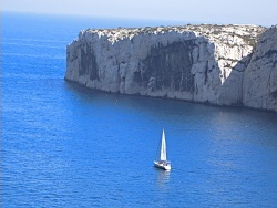 Photo paysage et monuments, Marseille - Bec de Sormiou (parc naturel des Calanques)