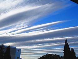 Photo paysage et monuments, Marseille - bizarreries du ciel