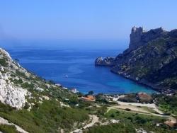 Photo paysage et monuments, Marseille - Jeudi dernier à Sormiou