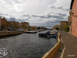 Photo paysage et monuments, Martigues - Martigues, le quartier de l'Ile