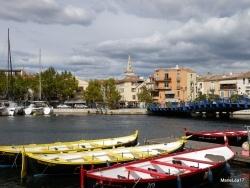 Photo paysage et monuments, Martigues - Martigues, Ferrières vu du côté de l'Ile