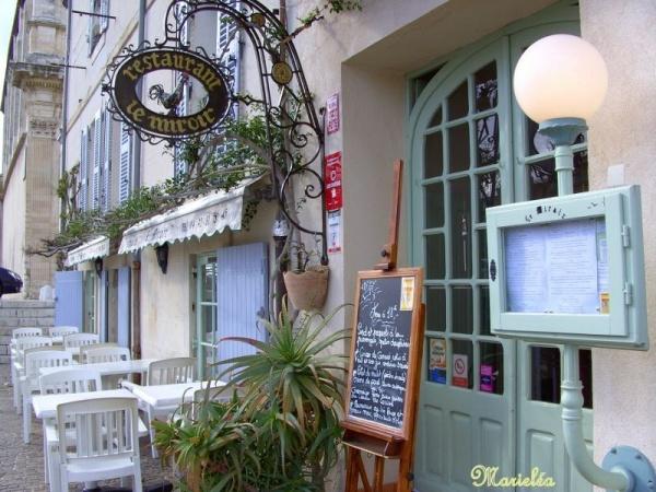 Restaurant quai brescon miroir aux oiseaux une photo for Restaurant miroir