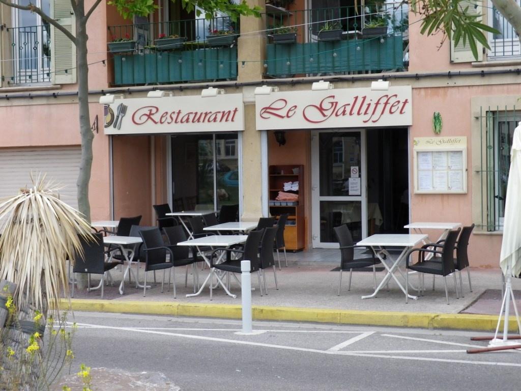 Restaurant le galliffet l 39 ile une photo de martigues for Restaurant le miroir martigues