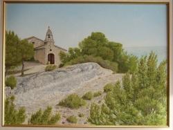 Photo dessins et illustrations, Orgon - La chapelle St Roch