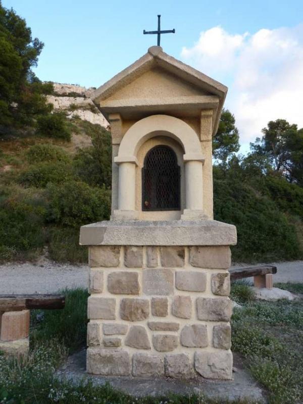 Photo Rognac - Oratoire Saint-Jacques