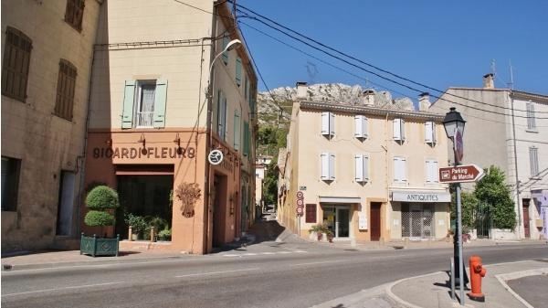 Photo Roquevaire - la ville