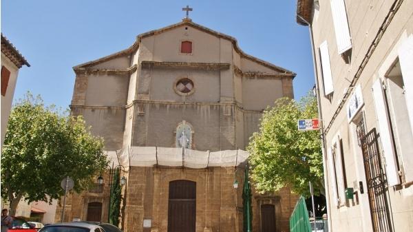 église saint Vincent