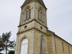 Photo paysage et monuments, Agy - église Saint Vigor