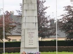 Photo paysage et monuments, Aunay-sur-Odon - Monuments Aux Morts