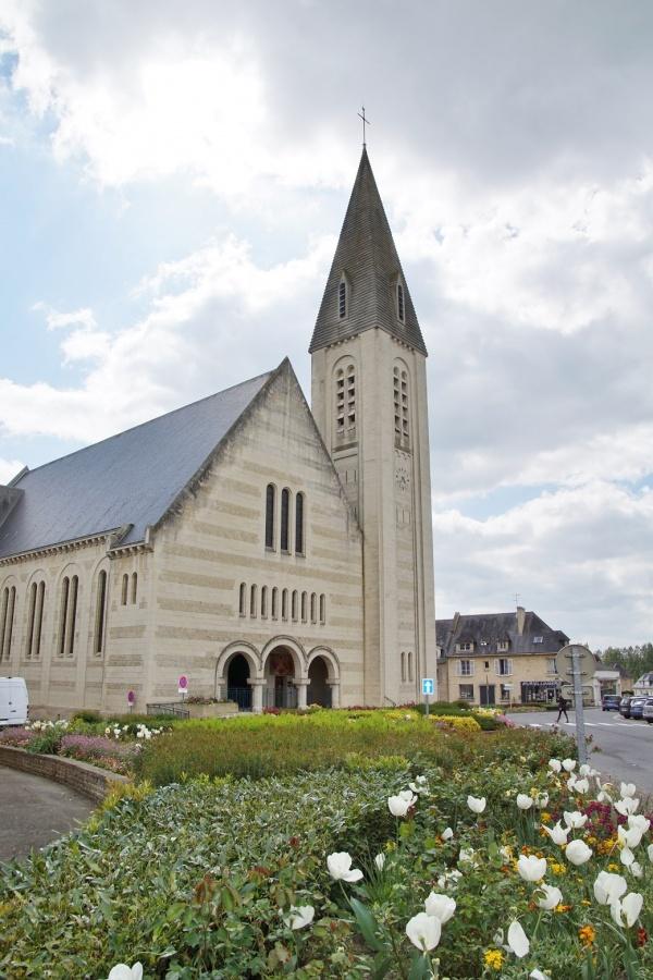 Photo Aunay-sur-Odon - église St samson