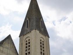Photo paysage et monuments, Aunay-sur-Odon - clocher St Samson