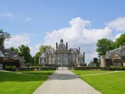 Photo paysage et monuments, Balleroy - le Château Balleroy