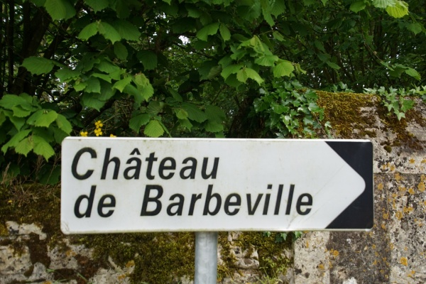Photo Barbeville - Le château