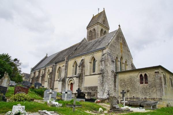 Photo Barbeville - église St Martin