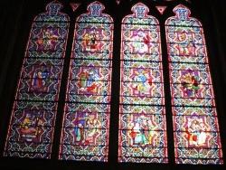 Photo paysage et monuments, Bayeux - Vitraux Notre Dame