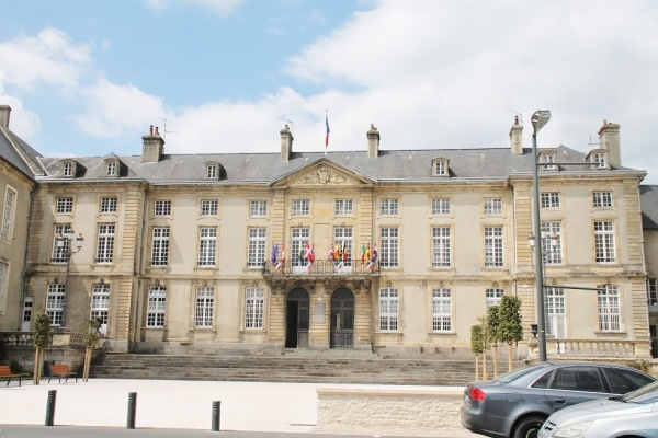 Photo Bayeux - la mairie