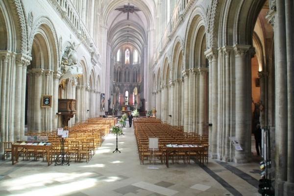 Photo Bayeux - église Notre Dame