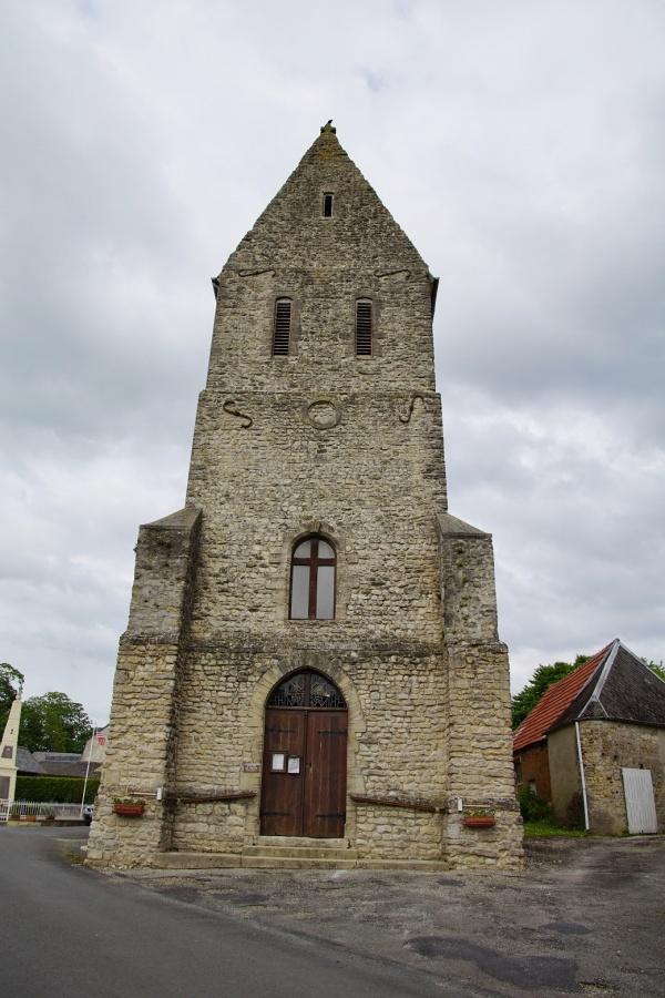 Photo Bernesq - église Saint Vigor