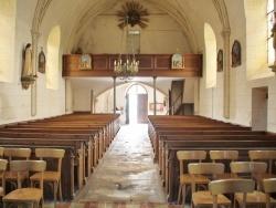 Photo paysage et monuments, Bernesq - église Saint Vigor