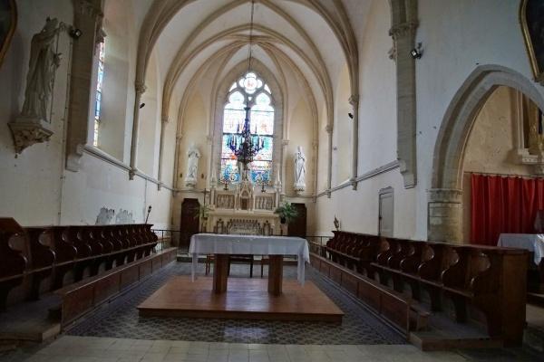 Photo Blay - église Saint Pierre