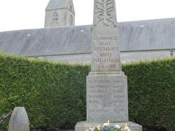 Photo paysage et monuments, Blay - le monument aux morts