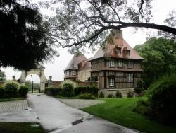 Photo paysage et monuments, Le Breuil-en-Auge - château du Breuil