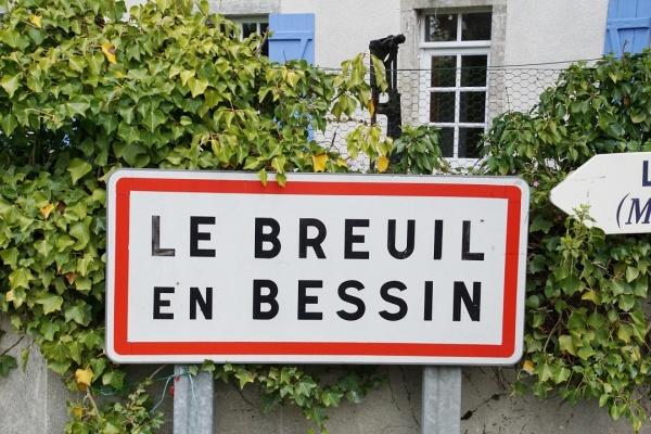 Photo Le Breuil-en-Bessin - le breuil en bessin (14330)
