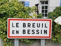Photo paysage et monuments, Le Breuil-en-Bessin - le breuil en bessin (14330)