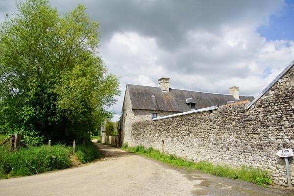 Photo Le Breuil-en-Bessin - le village